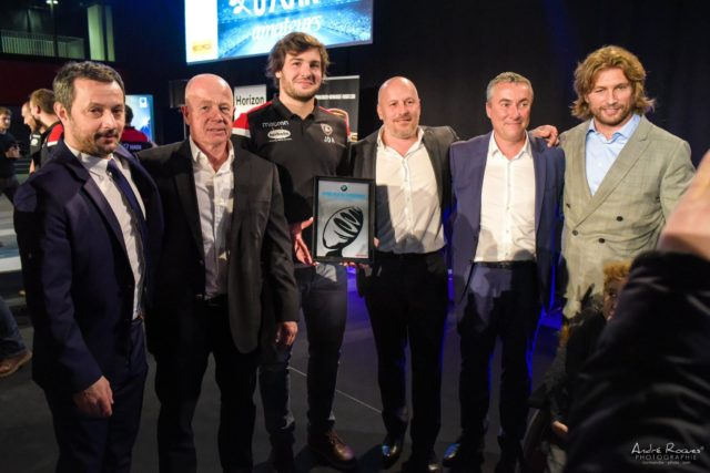 les BMW Oscar Amateurs organisés par Midi Olympique