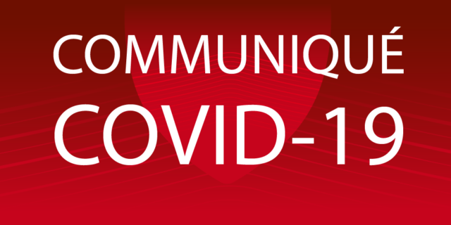 Communiqué FFR – COVID-19