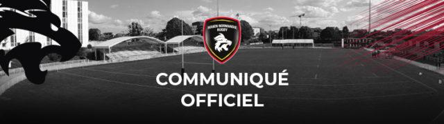 Nicolas Godignon nouvel entraîneur du RNR